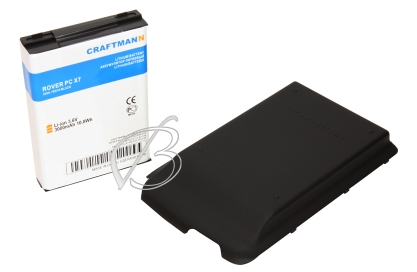 АКБ для Rover PC X7 (RPC-BAT-N6), 3000mAh, черный, Craftmann