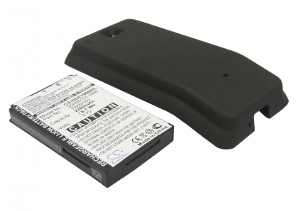 АКБ для HTC A6262 Hero (BA S380, TWIN160), 2200mAh, усил, черный, Cameron Sino