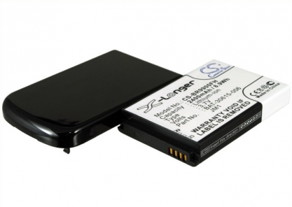 АКБ для Blackberry 9900 Bold Touch (BAT-30615-006), 2400mAh, усил, черный, Cameron Sino