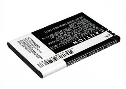 Аккумулятор Nokia E61/E71 1500 mAh Aksberry BP-4L
