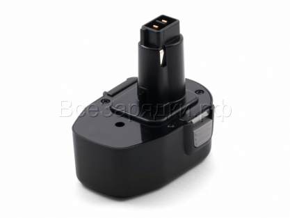 АКБ для Black & Decker CD, KS, PS (A9257, A9262, A9267, A9276, PS140), 14.4V, 2.0Ah, Ni-MH