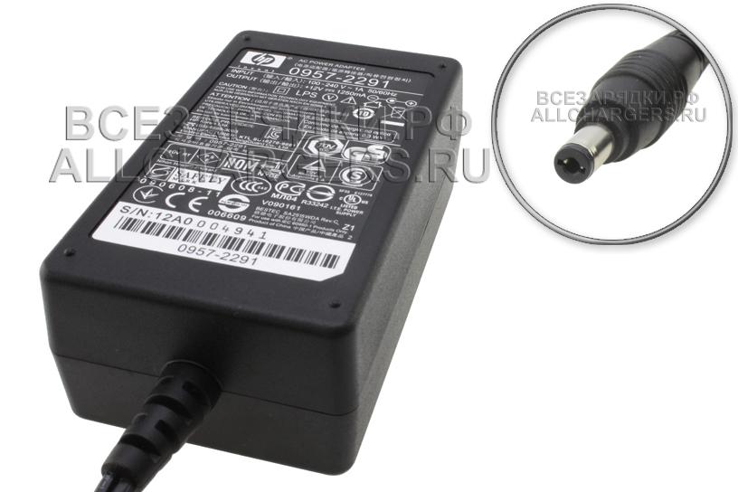 Адаптер питания сетевой hp 12.0v, 1.25a, 5.5x2.1 (0957-2291, l1970 ZC410