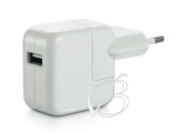 СЗУ c USB выходом, 5.0V, 1.00A, 1x USB-A, для Apple iPad, iPhone, iPod, Apple A1402, original