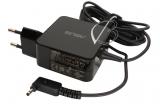 Адаптер питания сетевой (зарядное устройство, блок питания) для ноутбука ASUS 19V, 2.37A, 45W (3.0mm x 1.0mm), для Zenbook UX21E, UX31E, original