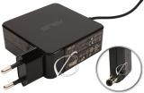 Адаптер питания сетевой (зарядное устройство, блок питания) для ноутбука ASUS 19V, 3.42A, 65W (4.0mm x 1.5mm), для Zenbook UX21A, UX31A, UX32A, UX32VD, original