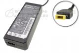 Адаптер питания сетевой (зарядное устройство, блок питания) для ноутбука Lenovo 20V, 3.25A, 65W (Slim Tip), 45N0265, Classic Shape, oem