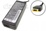 Адаптер питания сетевой (зарядное устройство, блок питания) для ноутбука Lenovo 20V, 4.5A, 90W (Slim Tip), oem