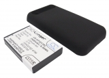 АКБ для HTC S710E Incredible S (BG32100), 2400mAh, усил, черный, CS (Pitatel)
